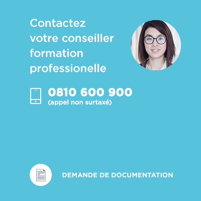 Conseiller formation professionnelle